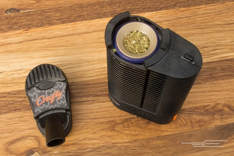 Review of The Crafty Marijuana Vaporizer
